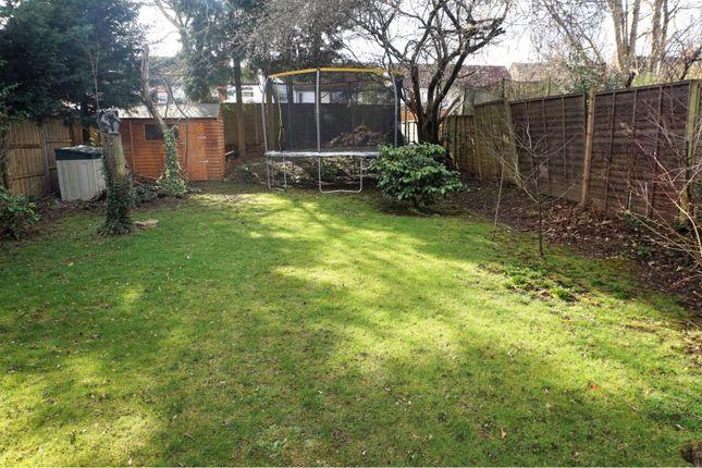 Rear Garden of Steel Road, Birmingham B31