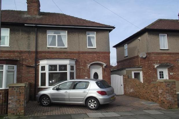Thumbnail Property to rent in The Stray, Darlington