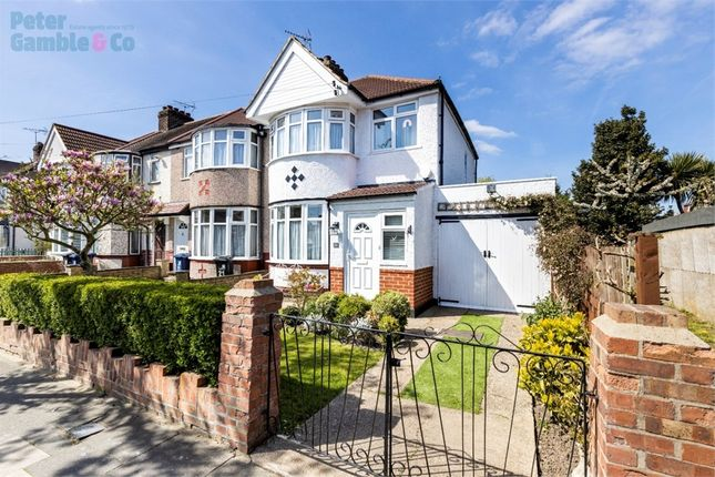 End terrace house for sale in Rockford Avenue, Perivale, Greenford, Greater London