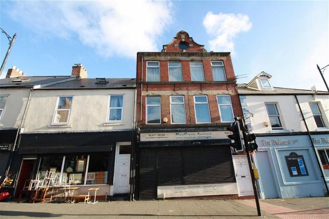Thumbnail Flat for sale in Saville Street West, North Shields