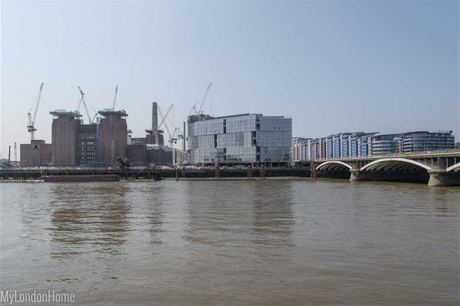 Thumbnail Property for sale in Ambrose House, Nine Elms, London