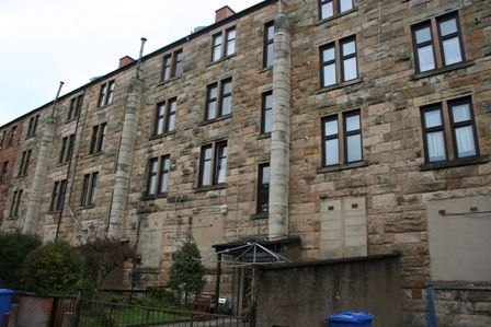 Thumbnail Flat to rent in Hathaway Lane, North Kelvinside