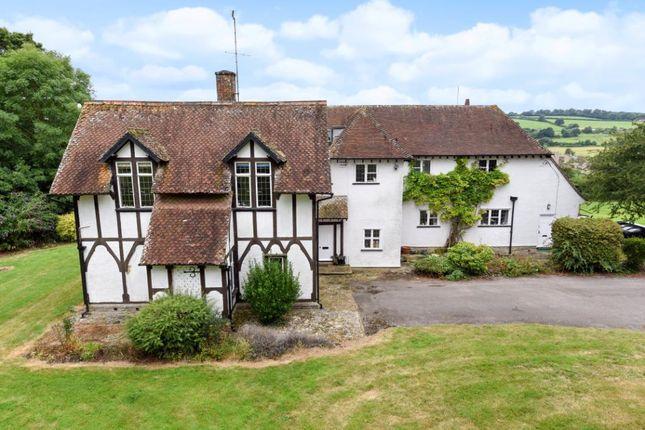 Thumbnail Detached house for sale in Leweston, Sherborne, Dorset