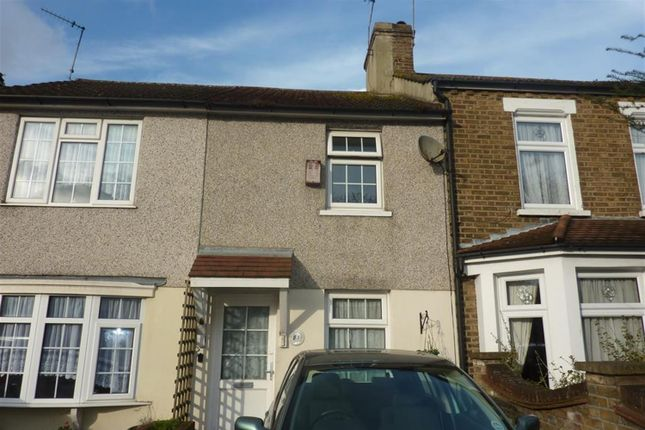 Thumbnail Terraced house to rent in Elstree Gardens, Belvedere