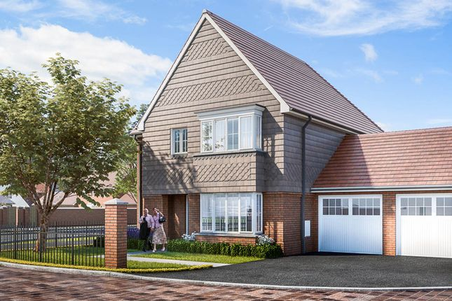 "Thumbnail Property for sale in ""The Cedar"" at Wren Drive, Finberry, Ashford"