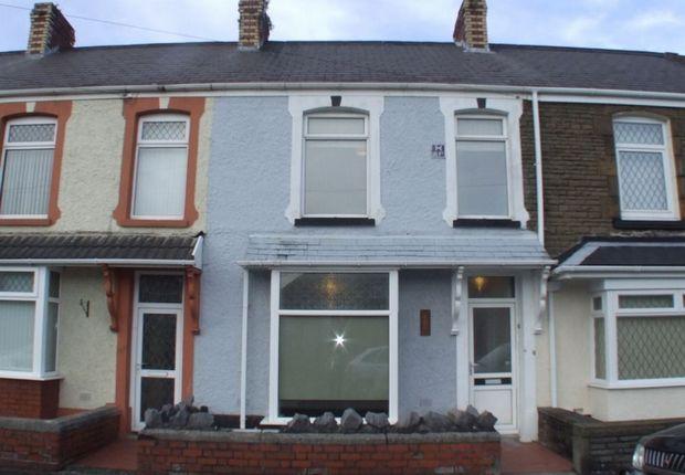 Terraced house to rent in Fern Street, Cwmbwrla, Swansea