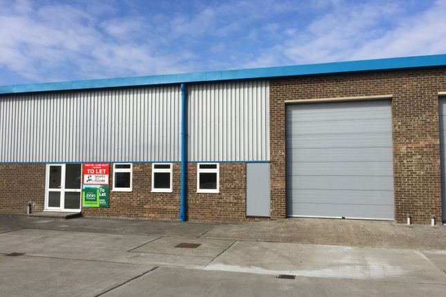 Thumbnail Warehouse to let in Rectory Farm Road, Sompting