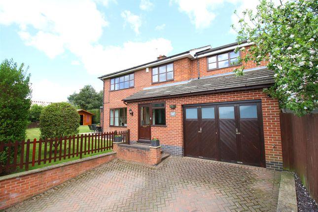 Thumbnail Detached house for sale in Holts Lane, Donington Le Heath, Coalville