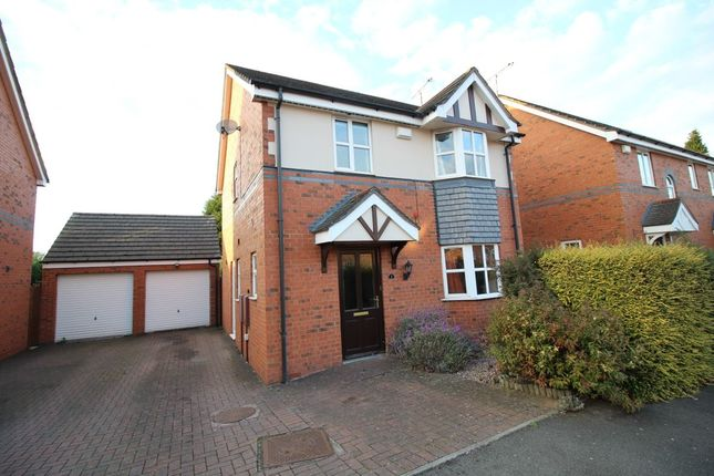 Thumbnail Detached house to rent in Horton Close, Exhall, Coventry