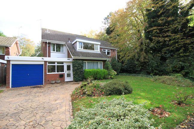 Thumbnail Detached house for sale in Rodman Close, Edgbaston, Birmingham