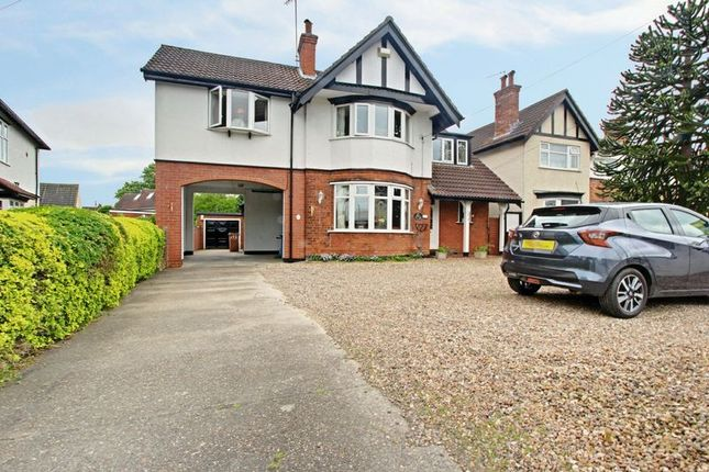 Thumbnail Detached house for sale in Hull Road, Anlaby Common, Hull