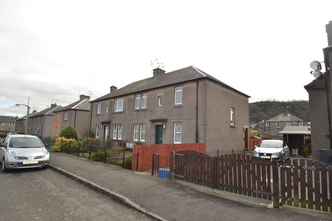 Thumbnail Semi-detached house to rent in Macpherson Drive, Stirling