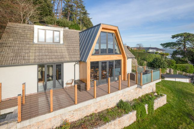 Thumbnail Detached house for sale in College Road, Newton Abbot