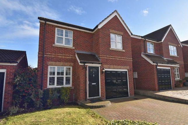 3 bed detached house to rent in Valley Drive, Grimethorpe, Barnsley S72