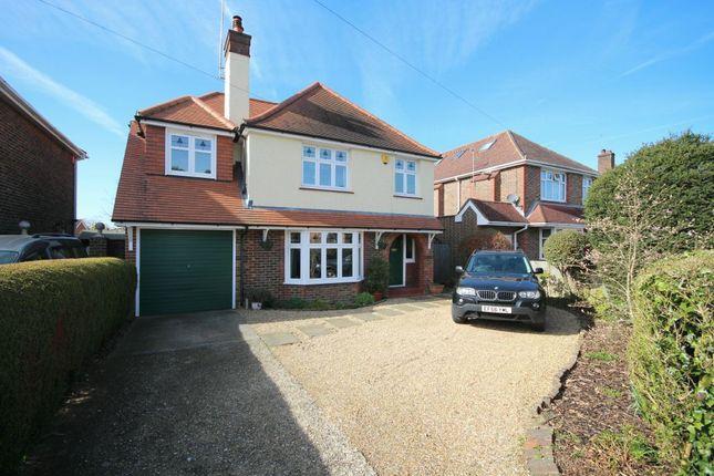 Thumbnail Detached house for sale in Blackbridge Lane, Horsham