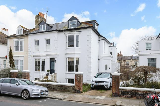Thumbnail Flat to rent in Albany Villas, Hove