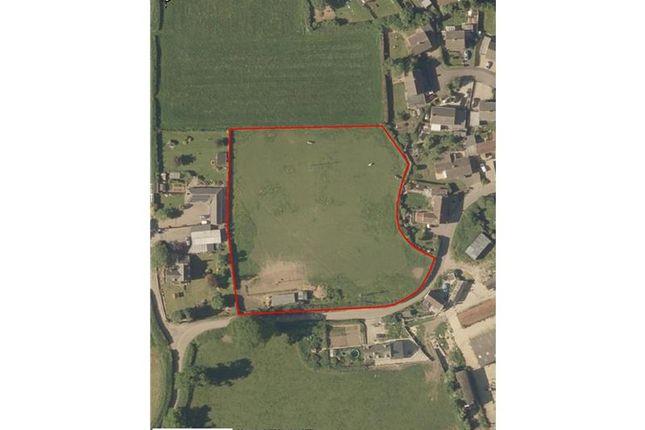 Thumbnail Land for sale in Land Adj To Spring Meadow, Forton Lane, Forton, Chard, Somerset, UK