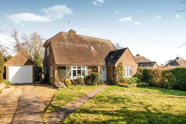 Thumbnail Detached house for sale in Heatherwood, Midhurst, West Sussex, .