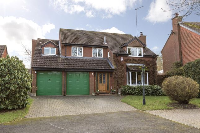 Thumbnail Detached house for sale in Tintagel Grove, Kenilworth