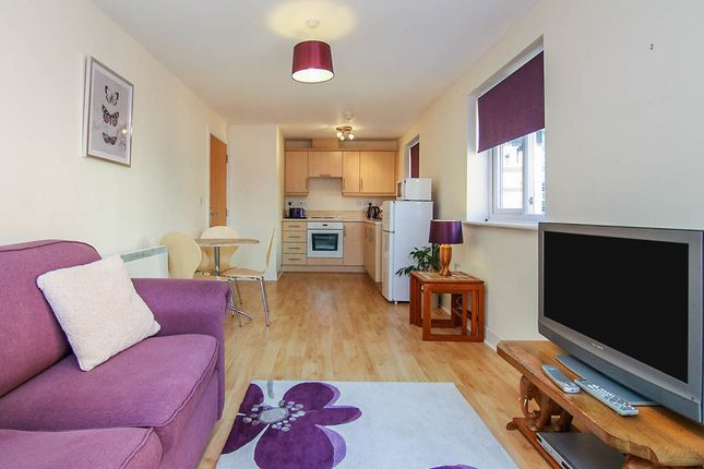 Thumbnail Flat for sale in Queens Road, Chester