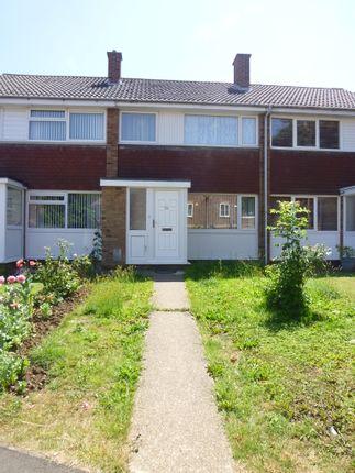 Thumbnail Terraced house to rent in Tiffany Close, Milton Keynes