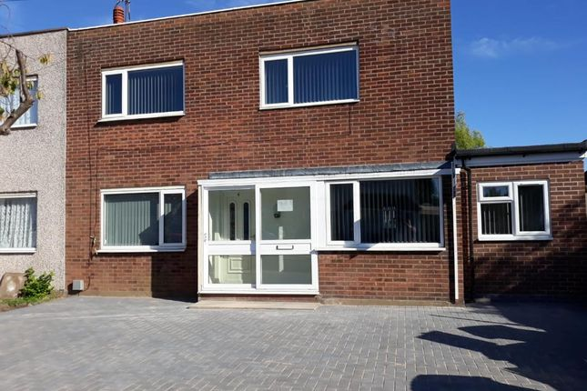 Thumbnail Semi-detached house to rent in Sheriff Avenue, Canley, Coventry