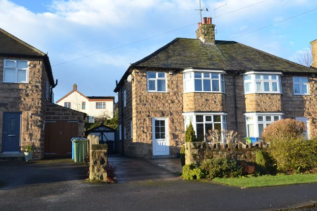 Thumbnail Semi-detached house to rent in Brookside Glen, Chesterfield