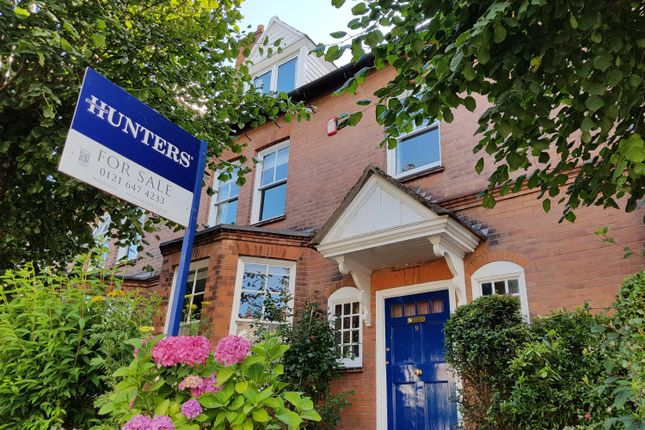 Thumbnail Semi-detached house for sale in Barnsley Road, Edgbaston, Birmingham