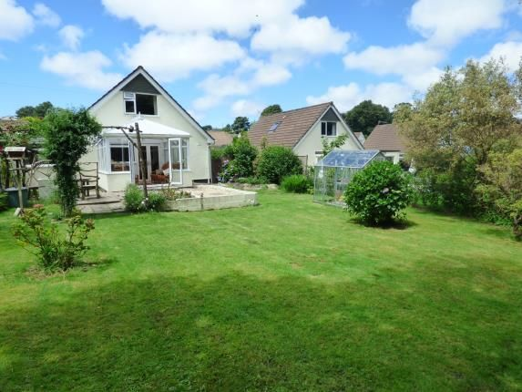 Thumbnail Bungalow for sale in St. Columb Major, Cornwall, England