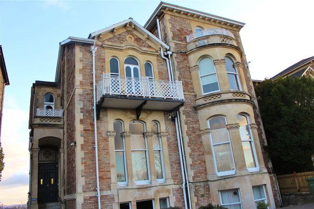 Thumbnail Maisonette to rent in Upper Belgrave Road, Clifton, Bristol