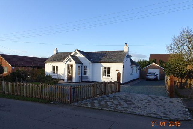 Thumbnail Detached bungalow for sale in Prince Crescent, Staunton