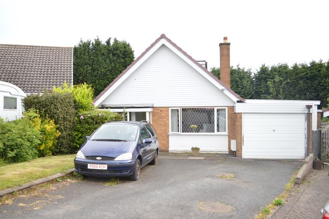 Thumbnail Detached bungalow for sale in Bird End, West Bromwich