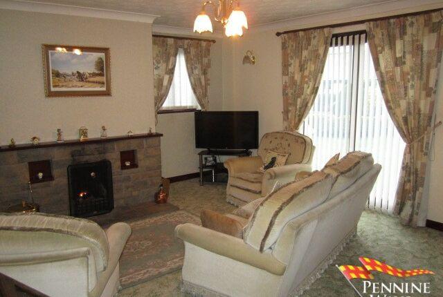 Living Room of Irthing Park, Gilsland, Cumbria CA8