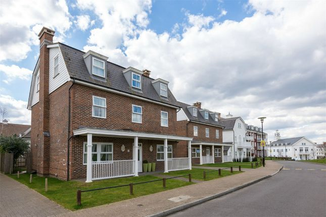 Thumbnail Detached house for sale in Sherbrooke Way, Worcester Park, Surrey
