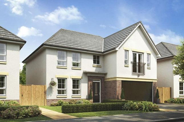 """Thumbnail Detached house for sale in """"Colville"""" at Main Street, Roslin"""