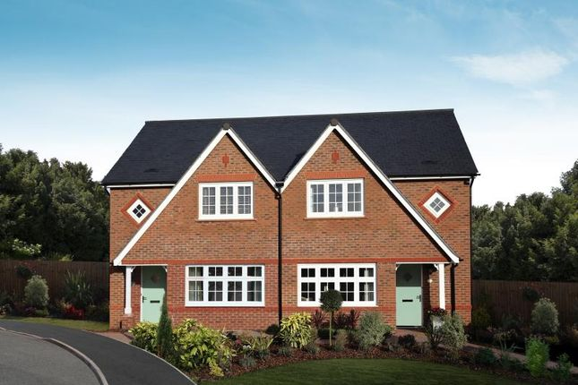 Thumbnail Semi-detached house for sale in Caddington Woods, Chaul End, Caddington, Luton