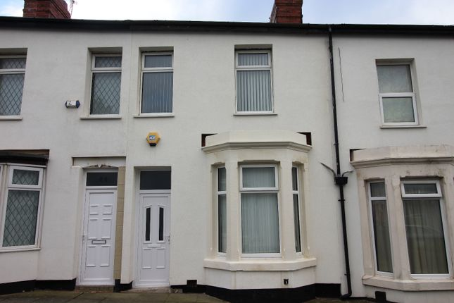 Thumbnail Terraced house to rent in Rydal Avenue, Blackpool, Lancashire