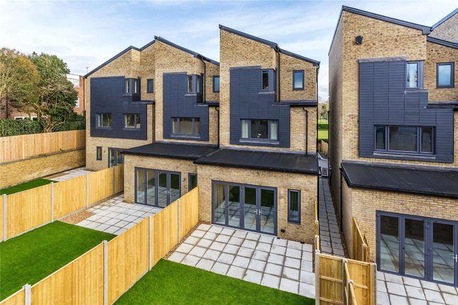 Thumbnail Semi-detached house for sale in Blackness Lane, Woking, Surrey