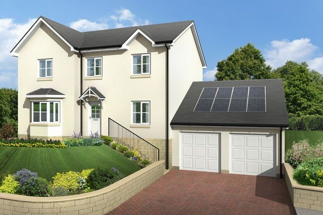 Thumbnail Detached house for sale in Ellwyn Terrace, Galashiels, Scottish Borders