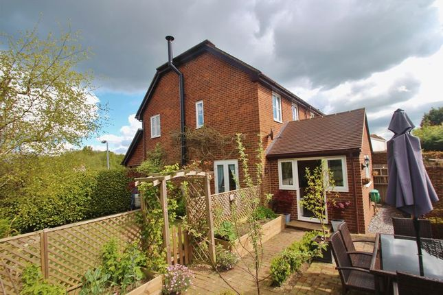 Thumbnail Semi-detached house for sale in Nursery Close, Flimwell, Wadhurst