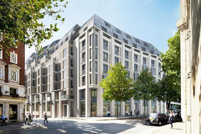 Studio to rent in Clement House, 190 Strand, London