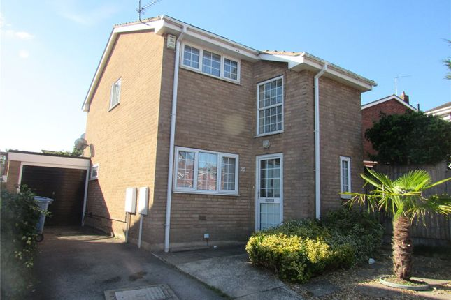 Thumbnail Detached house to rent in Santon Road, Forest Town, Nottinghamshire