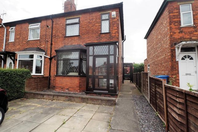 Thumbnail Terraced house to rent in The Circle, Hessle