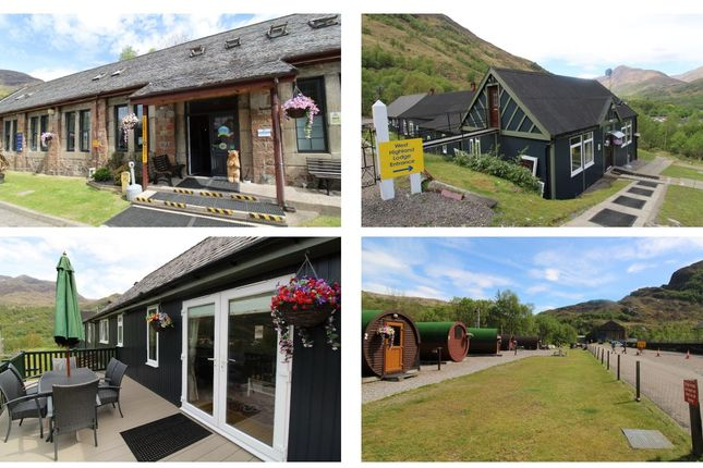 Thumbnail Leisure/hospitality for sale in Multi-Site Hostel, Glamping And Campsite Business, Kinlochleven
