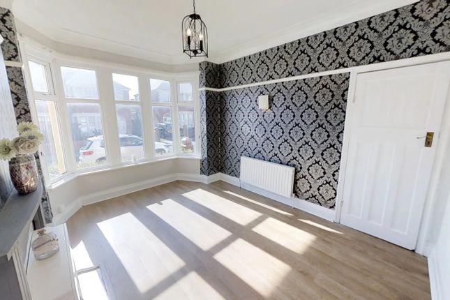 Thumbnail Semi-detached house to rent in Hodgson Avenue, Blackpool
