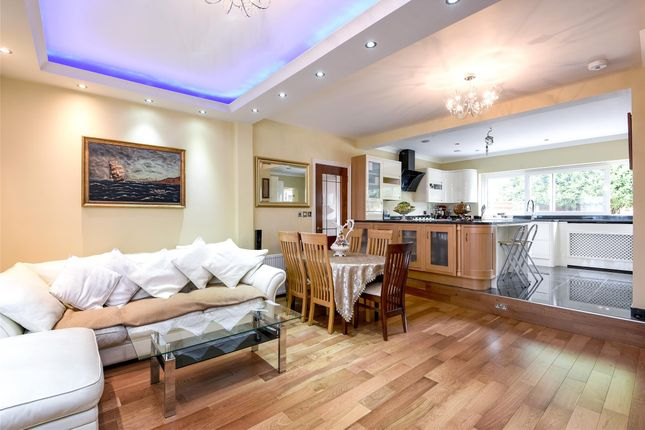 Thumbnail End terrace house for sale in Hatton Gardens, Mitcham, Surrey