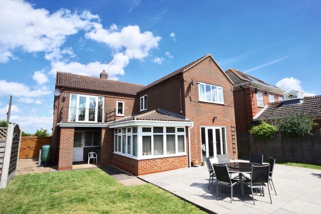 Thumbnail Detached house for sale in Moortown Road, Nettleton