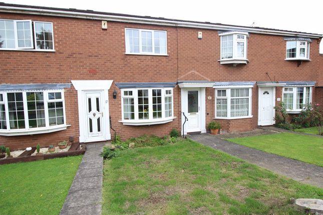 Thumbnail Terraced house to rent in Clarehaven, Stapleford, Nottingham