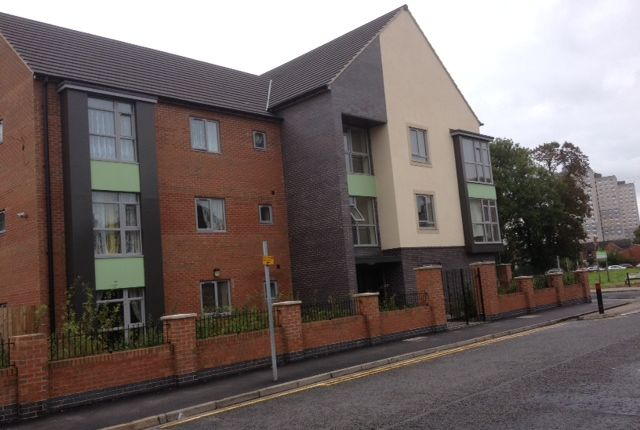 Thumbnail Flat to rent in West Street, Scunthorpe