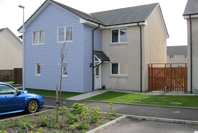 Thumbnail Semi-detached house to rent in Sunnyside Drive, Portlethen, Aberdeen